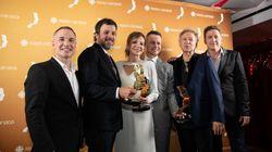 Prix Gémeaux 2018: Véronique Cloutier rend hommage à Louis