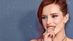 Bella Thorne se met à nu pour sa ligne de