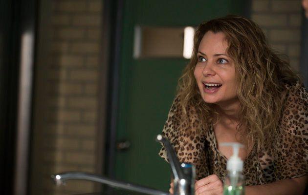 Catherine-Anne Toupin dans «Unité 9».