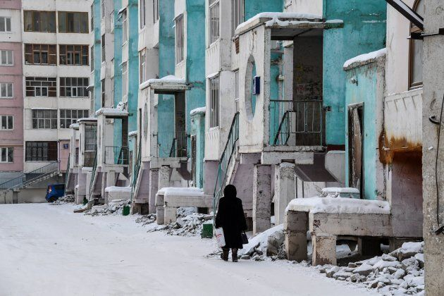 Réchauffement climatique: une région de Sibérie se bat pour garder son