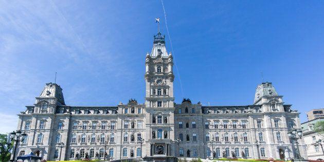 Photo d'archives de l'Assemblée nationale.