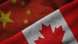 La Chine affirme que la détention d'une Canadienne est reliée à un