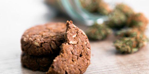 Les produits de cannabis comestibles seront en vente dès