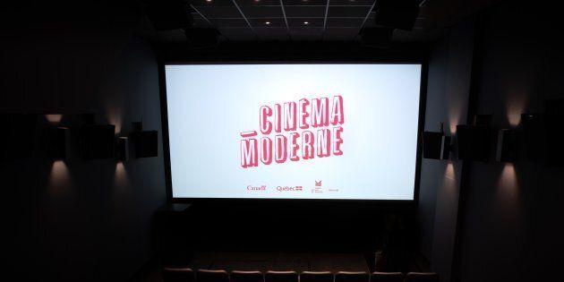 Le Cinéma Moderne ouvre officiellement ses portes aujourd'hui dans le quartier Mile End, à