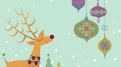Les rennes du père Noël sont-ils des caribous?