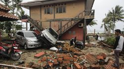 Tsunami en Indonésie: le bilan grimpe à 373