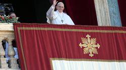 Bénédiction du pape: «nous sommes tous frères et