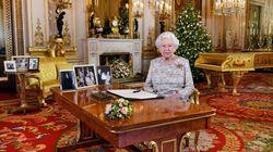 La reine Elizabeth, «une grand-mère bien