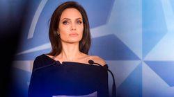 Angelina Jolie en politique un