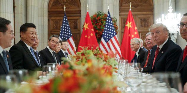 Les deux leaders se sont rencontrés au sommet du G20, le 1er décembre