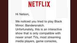 Pourquoi la sortie de «Bandersnatch» sur Netflix a été gâchée pour certains