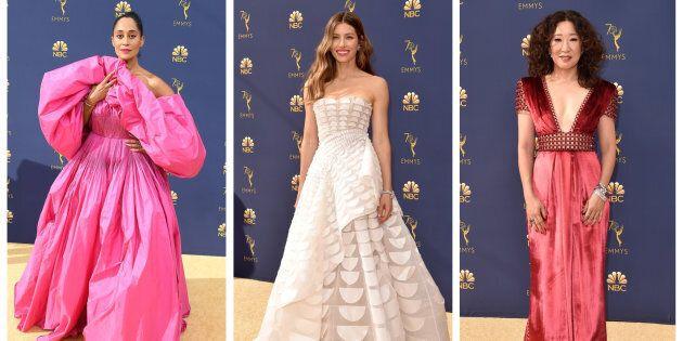 Les plus beaux et les pires looks des Emmy