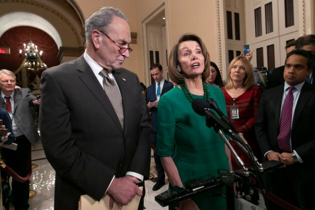 Chuck Schumer et Nancy