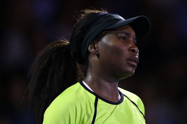 La jeune Andreescu a fait la vie dure à Venus