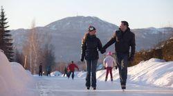 14 patinoires au Québec où profiter de l'hiver au