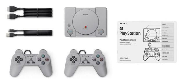 Sony suit les traces de Nintendo et dévoile la PlayStation