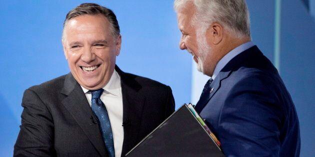 Les électeurs du Québec méritent plusde la part de leurs politiciens (élus et prétendants)que des combats...