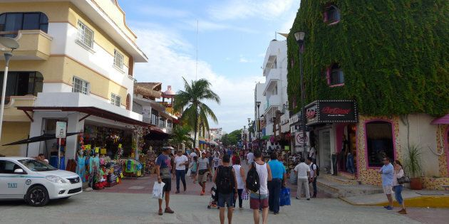 Playa del Carmen (photo