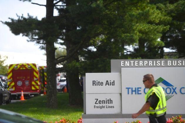 La fusillade a eu lieu au Rite Aid Distribution