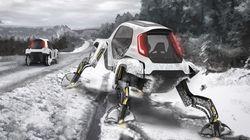 Hyundai dévoile un concept-car qui