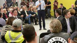 Ce que l'assemblée publique de Trudeau à Saint-Hyacinthe peut nous dicter sur l'élection à