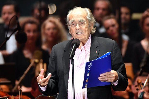 Michel Legrand en 2017.