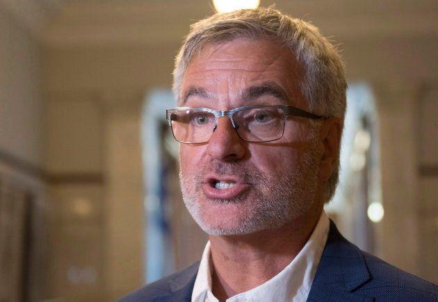 Jean-Marc Fournier, qui en était à sa quatrième campagne dans l'autobus du chef, a même trouvé la campagne...