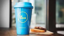 Un système de consigne à la grandeur du Québec pour remplacer les gobelets de café