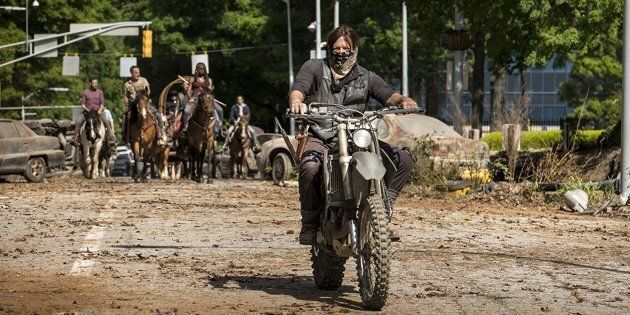 «The Walking Dead» saison 9: l'épisode 1 répond enfin à une question