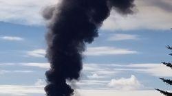 Explosion dans une raffinerie au