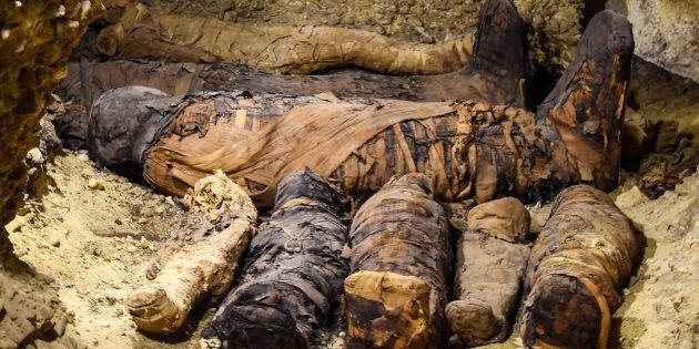 Des momies de plus de 2000 ans dévoilées en