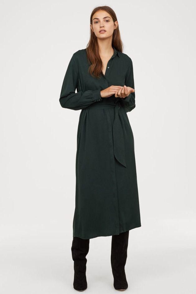 Robe H&M 39,99$ (no. d'article : 0687424002)