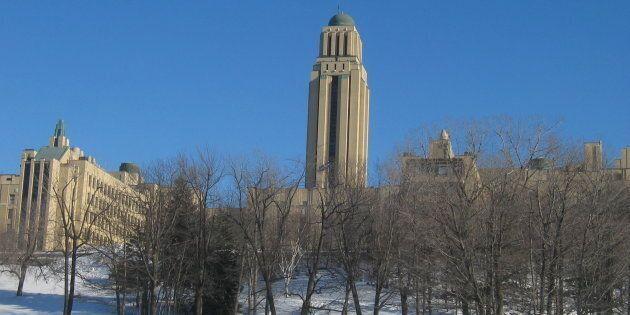 Photo d'archives de l'Université de