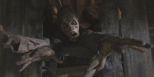 «The Walking Dead» renouvelée pour une dixième