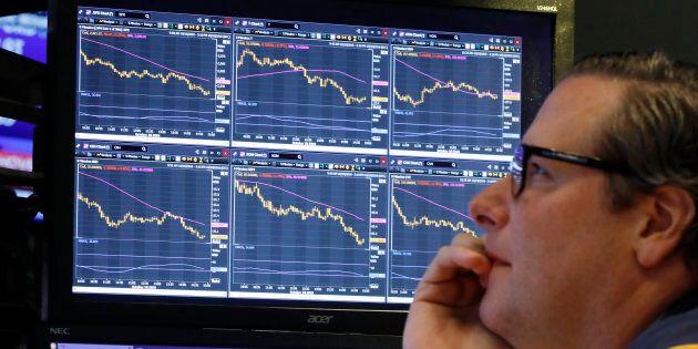 Wall Street termine en très forte baisse