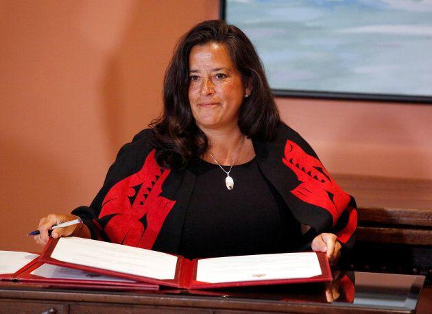 Jody Wilson-Raybould est maintenant ministre des Anciens