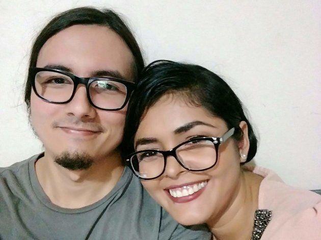 Leonardo Rubio (28 ans) et Karen Caballero (32 ans) se préparent à venir habiter au Québec depuis 2014.