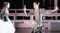 La fille de Coco Rocha se démarque à la Semaine de mode de New