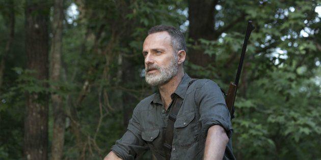 Une scène du deuxième épisode de la neuvième saison de «The Walking Dead»