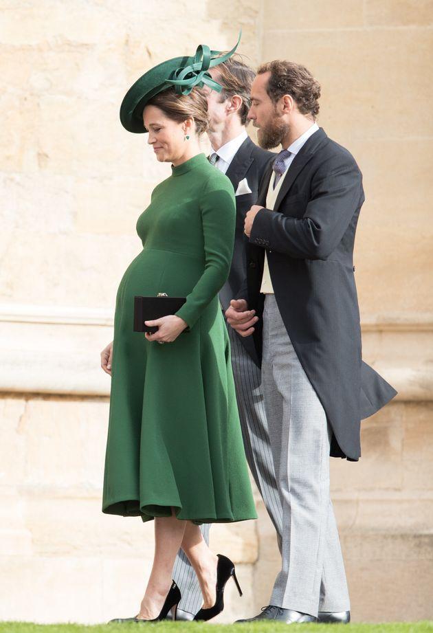 Pippa Middleton a accouché d'un petit