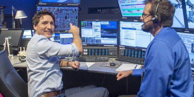 Trudeau a précisé que la participation du Canada à ce projet de la NASA s'inscrivait dans le cadre de...