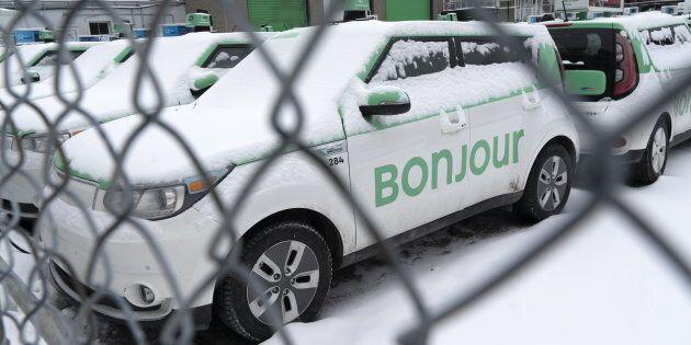 L'entreprise Téo Taxi a fermé ses portes le mardi 29 janvier