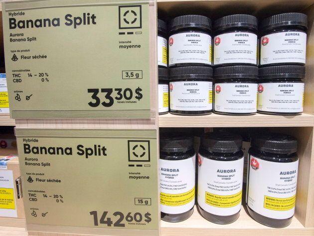 Cannabis: encore quelques mois avant de rouvrir la SQDC 7 jours sur