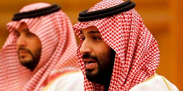 Le prince Mohammad bin