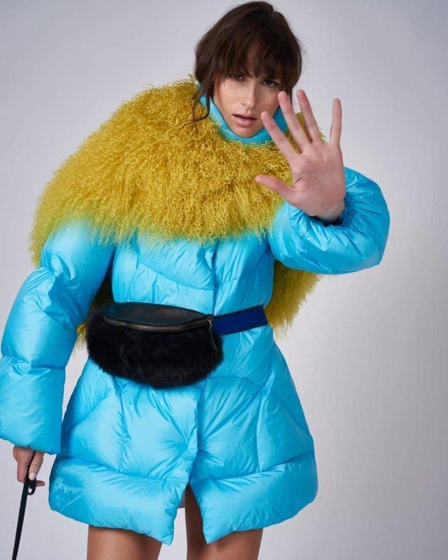 Manteau court d'hiver homme