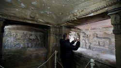 La plus grande nécropole d'Égypte sauvée des