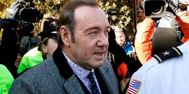 Agression sexuelle: Kevin Spacey réussit à conserver des enregistrements