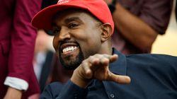 Kanye West prend ses distances avec la politique... puis appuie une