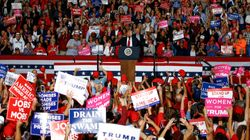 Des Québécois établis aux États-Unis assistent à des élections de mi-mandat