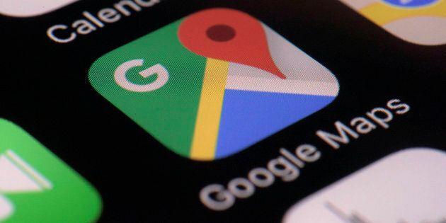 Google Maps vous avertira à l'approche d'un radar